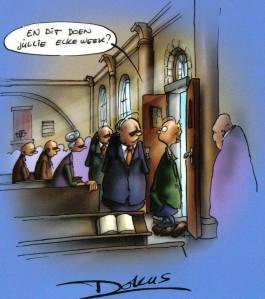 kerkganger
