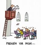 interactieve kerkdiensten?