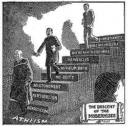 Atheïsme vooruitgang?
