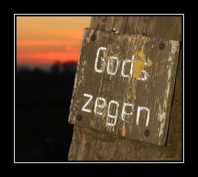 Gods Zegen