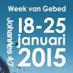 week van gebed 2015