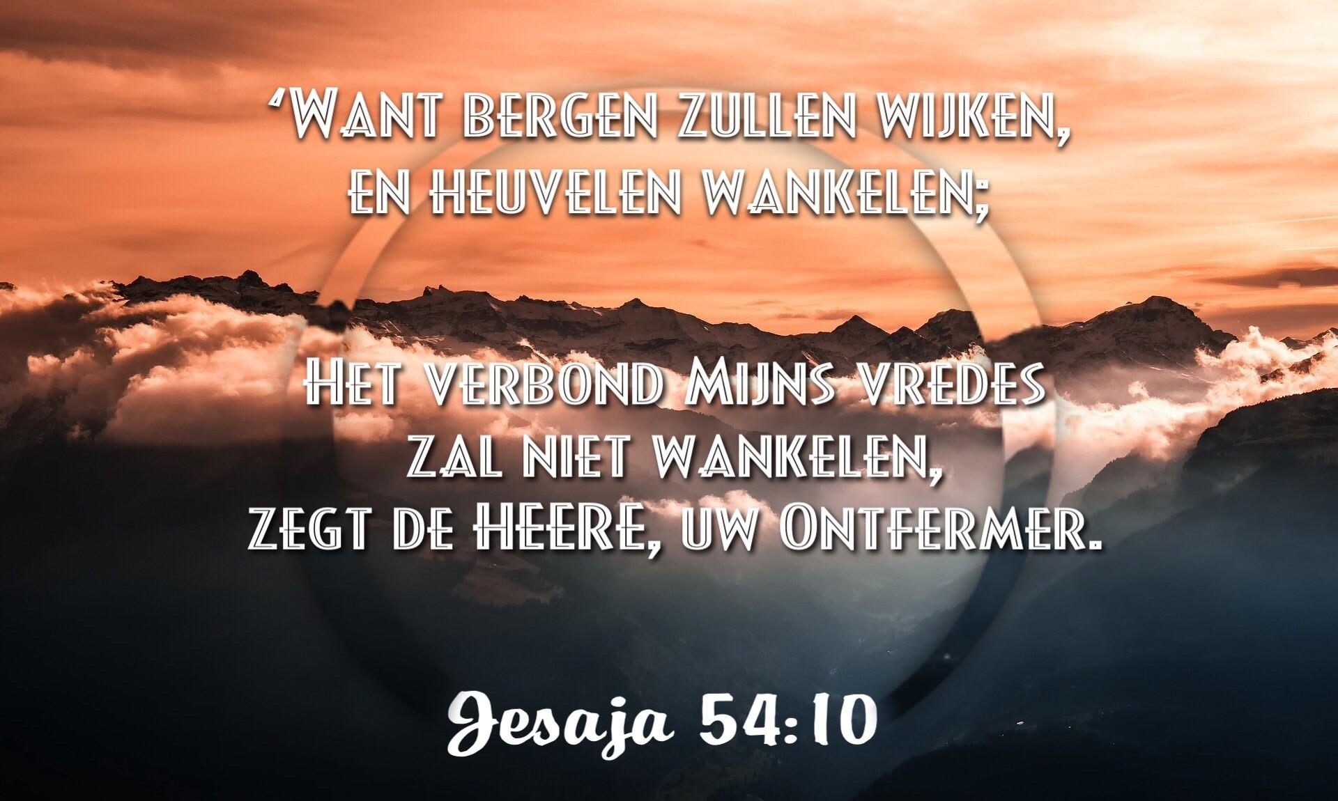 Jesaja 54,10